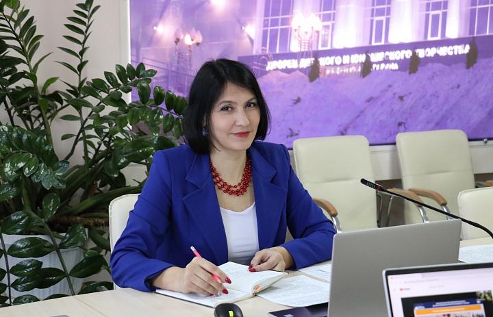 Вебинар «Опыт организации конкурсов технической направленности в учреждениях дополнительного образования Брянской области»