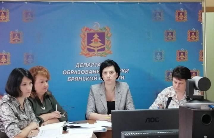 Совещание в формате ВКС с субъектами Российской Федерации по вопросам обеспечения передачи в ЕАИС ДО полных данных о детях, занимающихся в образовательных организациях дополнительного образования детей