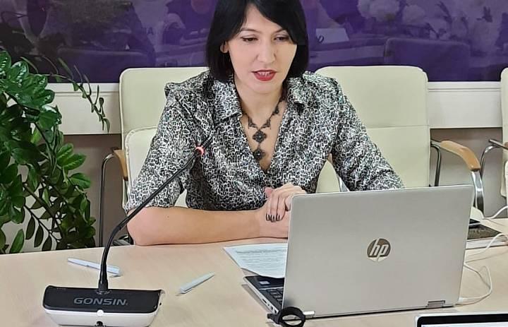 Завершился ряд тематических мероприятий в Губернаторском Дворце им. Ю.А. Гагарина