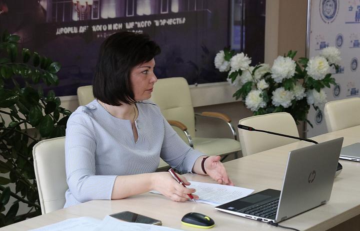 Вебинар «Инновационный вектор развития технической направленности в учреждениях дополнительного образования Брянской области»