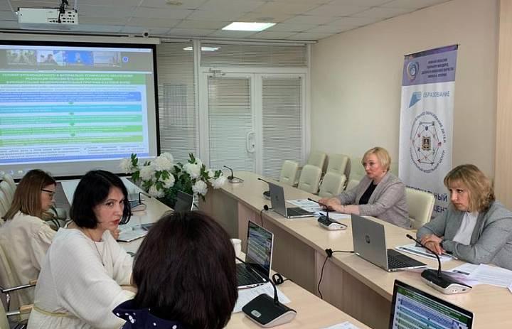 Межрегиональная форсайт-сессия в режиме онлайн «Сетевое взаимодействие  в рамках реализации программ дополнительного образования в Брянской области»